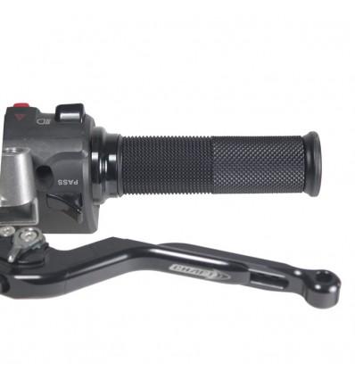 CHAFT poignées DROP pour guidon moto standard 22mm
