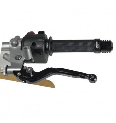 CHAFT poignées SLIDE pour guidon moto standard 22mm - IN140
