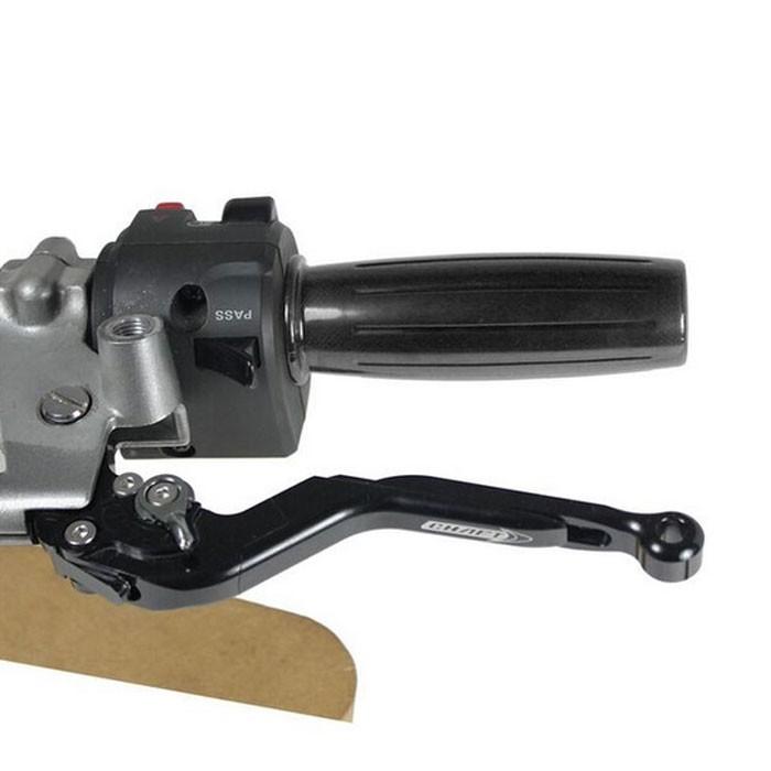 CHAFT poignées TRIBUTE café racer pour guidon moto standard 22mm