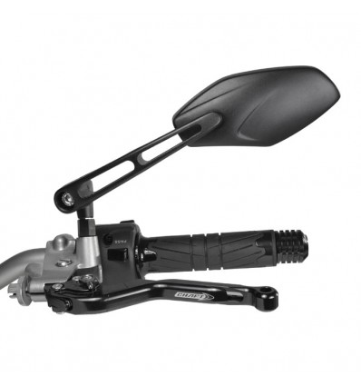CHAFT Universal NAUGTY MX rear-view mirror for motorcycle