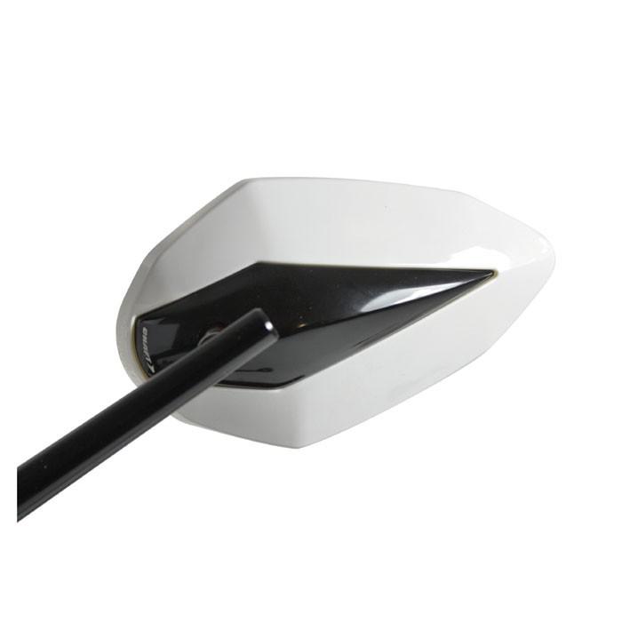 chaft r troviseur universel ajustable r versible only pour moto. Black Bedroom Furniture Sets. Home Design Ideas