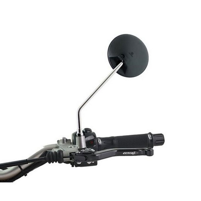 CHAFT rétroviseur universel réversible pour moto custom et touring homologué CE - RE200