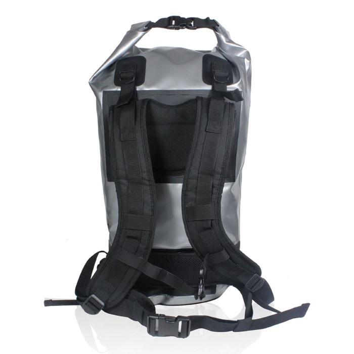 chaft sac dos tube sacoche arri re moto scooter tanche 30l da501. Black Bedroom Furniture Sets. Home Design Ideas