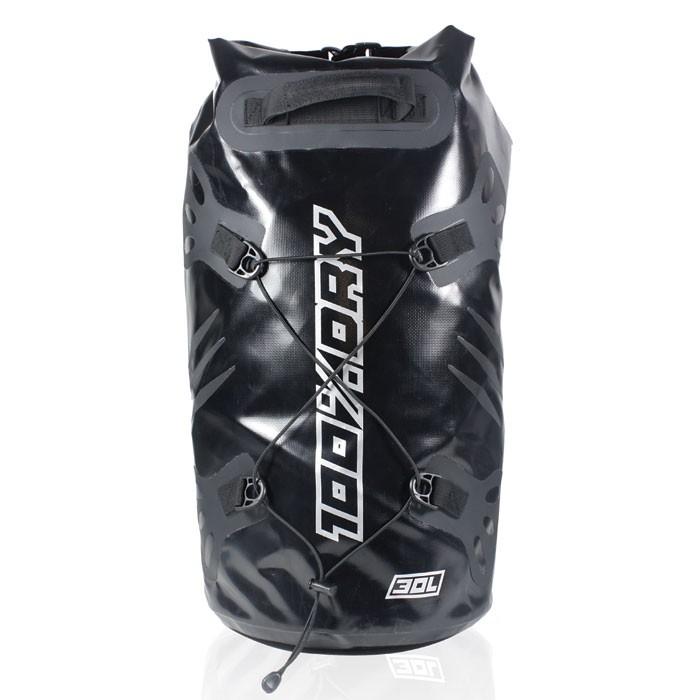 HARISSON sac à dos tube sacoche arrière moto scooter étanche 30L - DA500