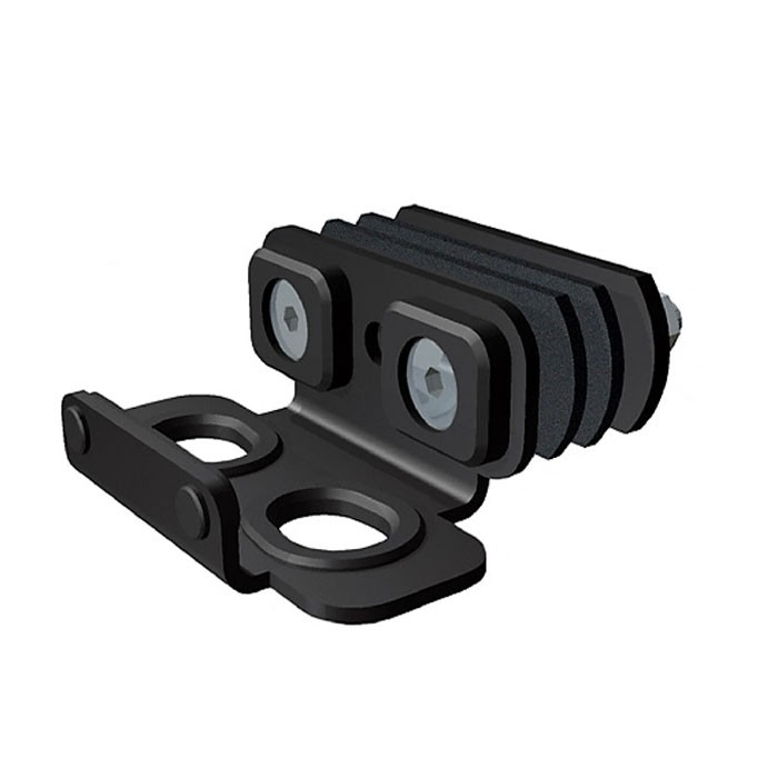 CHAFT FR SECURITY articulated support for FR10 and FR14 alarm block disk motorcycle scooter - AV109
