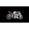 AKRAPOVIC BMW S 1000 RR / 2019 2021 CARBONE COMPLETE SYSTEM TITANIUM EVOLUTION LINE 1810-2663