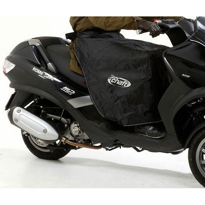HARISSON universal winter apron to fit on pilot of motorcycle or scooter BA106