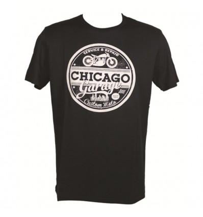 CHAFT t-shirt tshirt moto textile SPORTSWEAR homme CHICAGO CA011