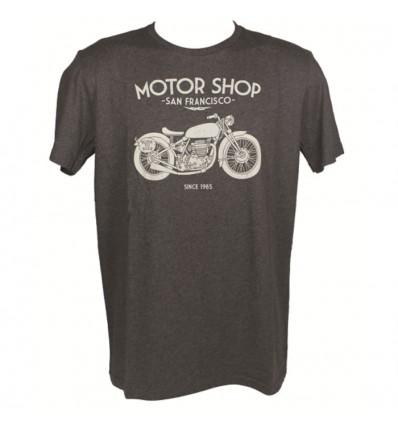 CHAFT t-shirt tshirt moto textile SPORTSWEAR homme MOTOR SHOP CA015