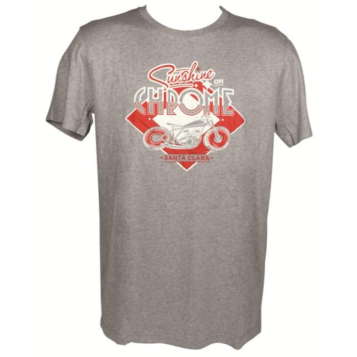 CHAFT t-shirt tshirt moto textile SPORTSWEAR homme SUNSHINE CA019