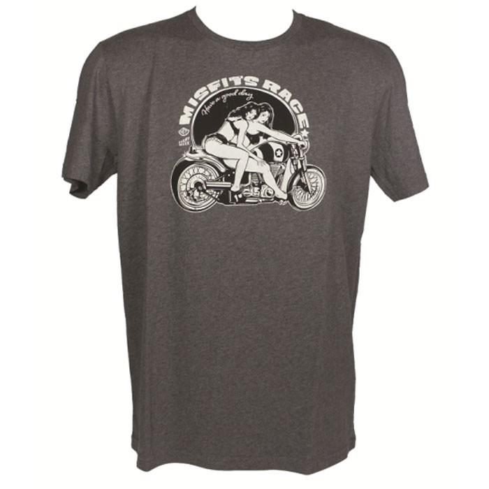 CHAFT t-shirt tshirt moto textile SPORTSWEAR homme MISFIT'S CA021
