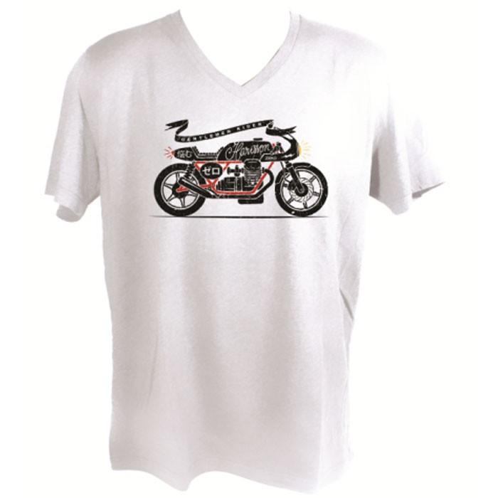 CHAFT t-shirt tshirt moto textile SPORTSWEAR homme ZERO CA023