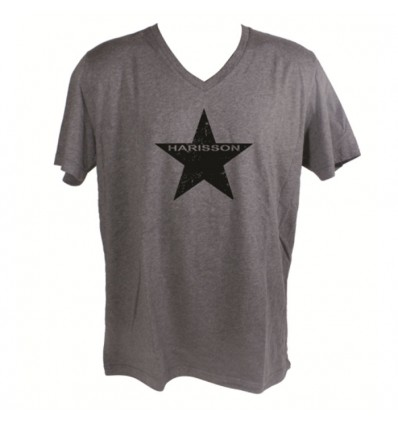 CHAFT STAR motorcycle man t-shirt tshirt CA025