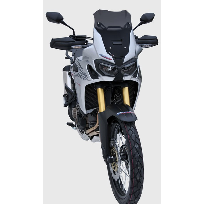 ermax honda crf 1000 l africa twin 2016 2019 sport windscreen. Black Bedroom Furniture Sets. Home Design Ideas