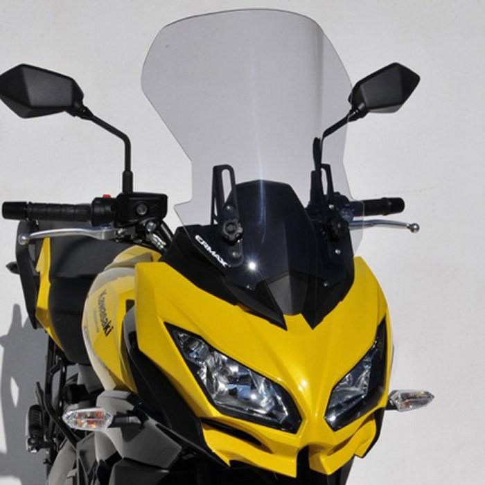 kawasaki 650 VERSYS 2015 2020 TOURING high protection windscreen 50cm