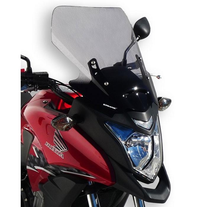 honda CB500 X 2013 2015 bulle TOURING HP 40cm