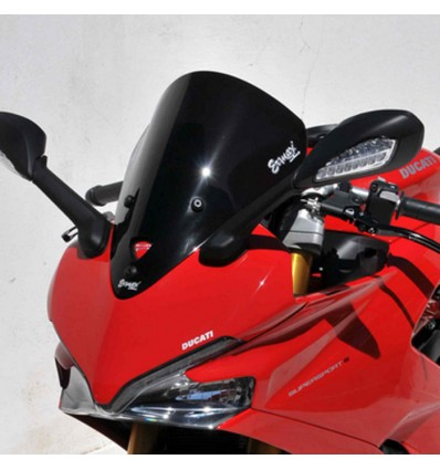 ducati 939 SUPERSPORT et S 2017 2019 bulle AEROMAX double galbe - 39cm