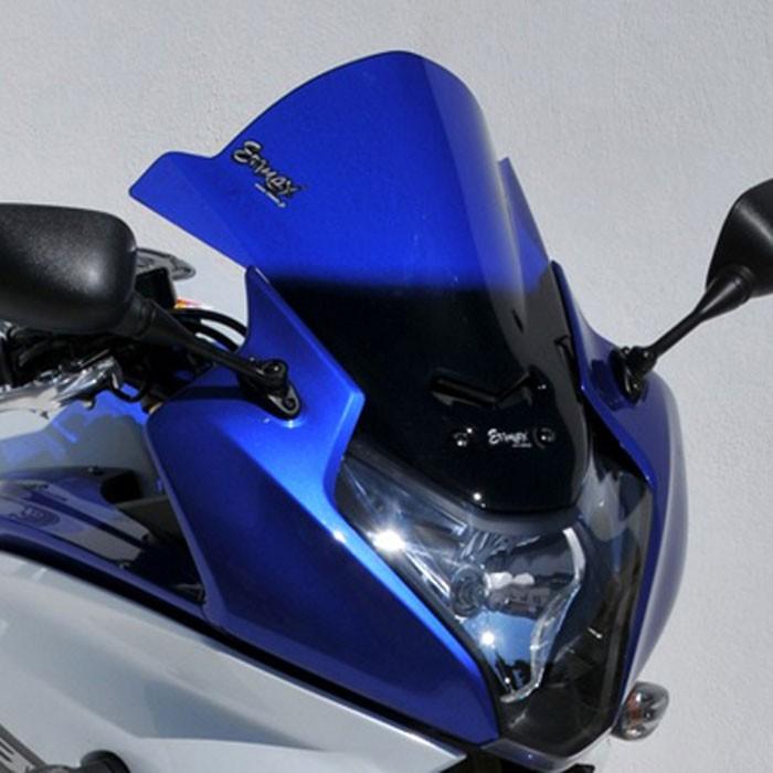 honda CBR 600 F 2011 2013 bulle AEROMAX double galbe 37.5cm