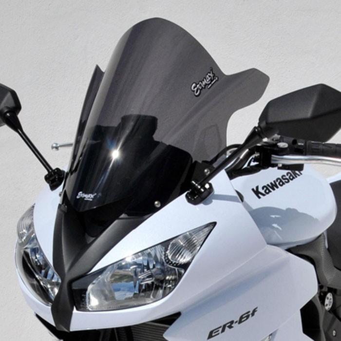 kawasaki ER6 F 2009 to 2011 aeromax windscreen 41cm