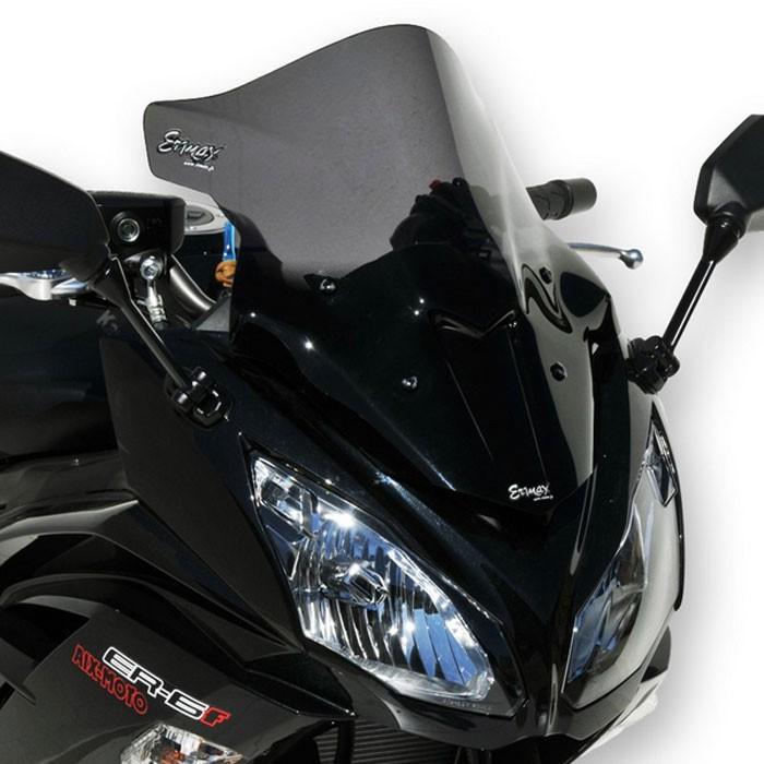 kawasaki ER6 F 2012 to 2016 aeromax windscreen 42cm