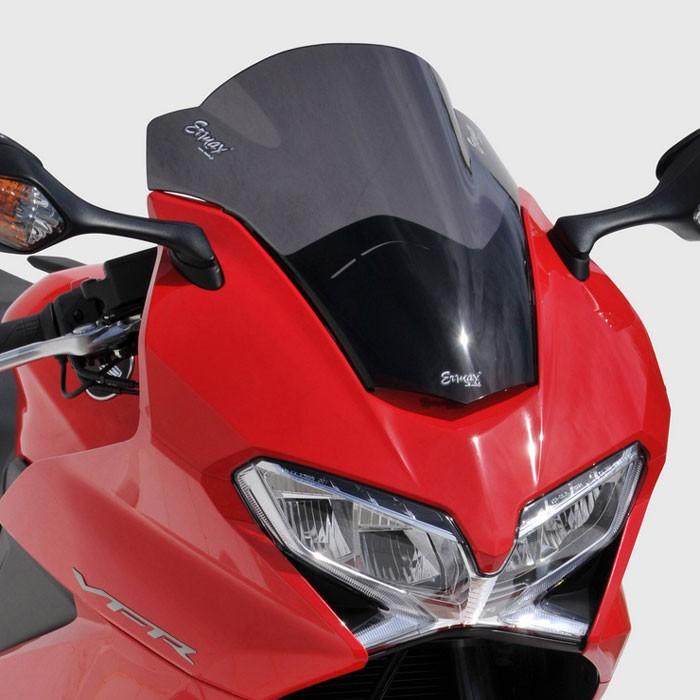 honda VFR 800 2014 2020 AEROMAX double curve windscreen