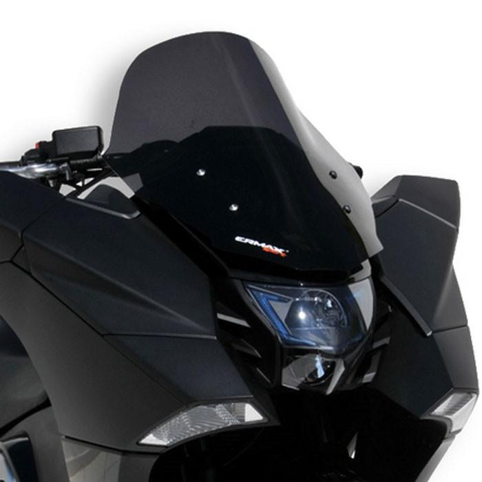 honda NM4 VULTUS 2014 2016 AEROMAX double curve sport touring windscreen 55cm