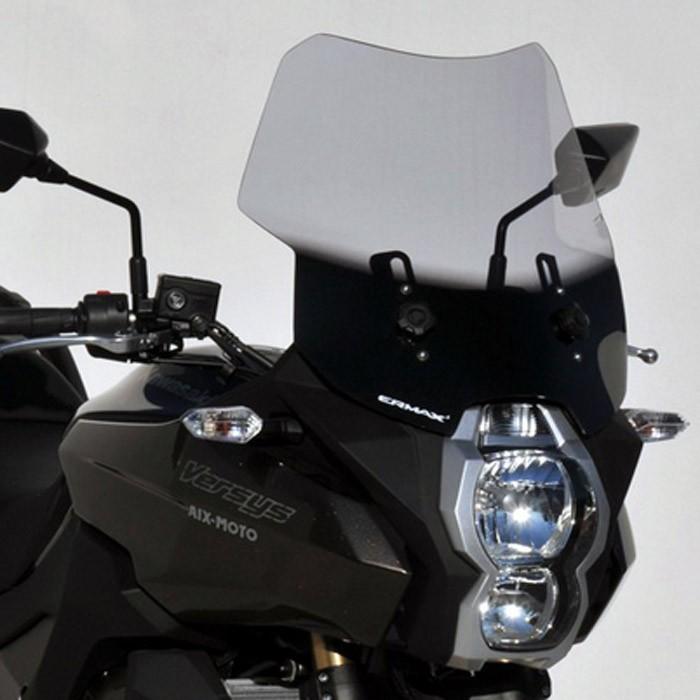 kawasaki VERSYS 1000 2012 2018 bulle HP +10 cm haute protection - hauteur 41cm