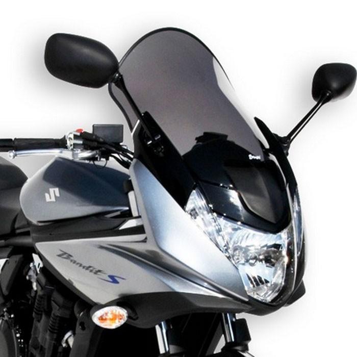 suzuki GSF 650 BANDIT S 2009 à 2015 bulle HP +10cm - hauteur 47cm