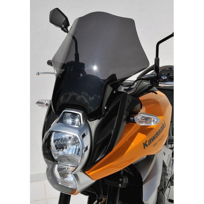 kawasaki 650 VERSYS 2010 2014 HP +10cm windscreen 38cm