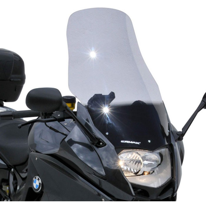 bmw F800 GT 2013 2020 high protection +20 windscreen - 66cm