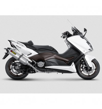 AKRAPOVIC Yamaha scooter TMAX 500 530 2008 2016 RACING full system TITANIUM silencer CE approved 1810-2349