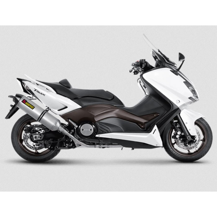 Akrapovic Yamaha Scooter Tmax 500 530 2008 2016 Racing Full System Titanium Silencer Ce Approved 181