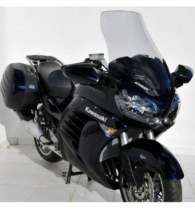 kawasaki GTR 1400 2010 to 2014 high protection windscreen - height 64cm
