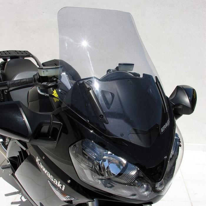 kawasaki GTR 1400 2015 to 2017 high protection windscreen