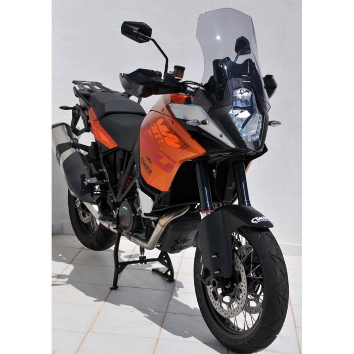 ktm 1190 ADVENTURE 2013 to 2015 high protection windscreen