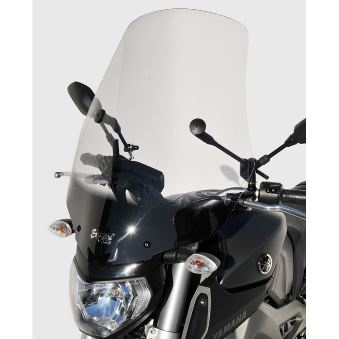 yamaha MT09 FZ9 2014 2015 2016 touring HP windscreen 62cm