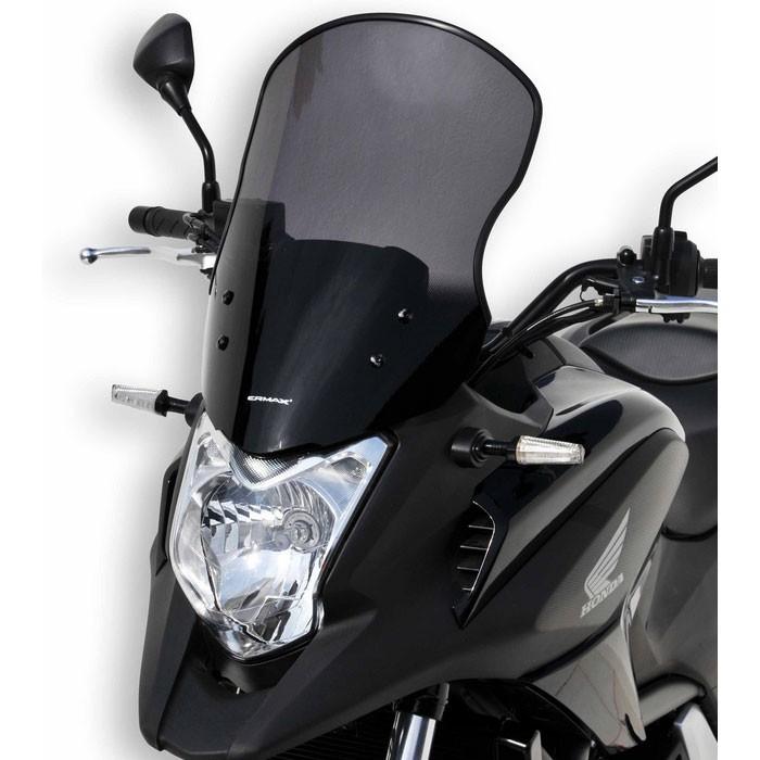 honda NC 700 X 2012 2013 HP +10cm windscreen 45.5cm