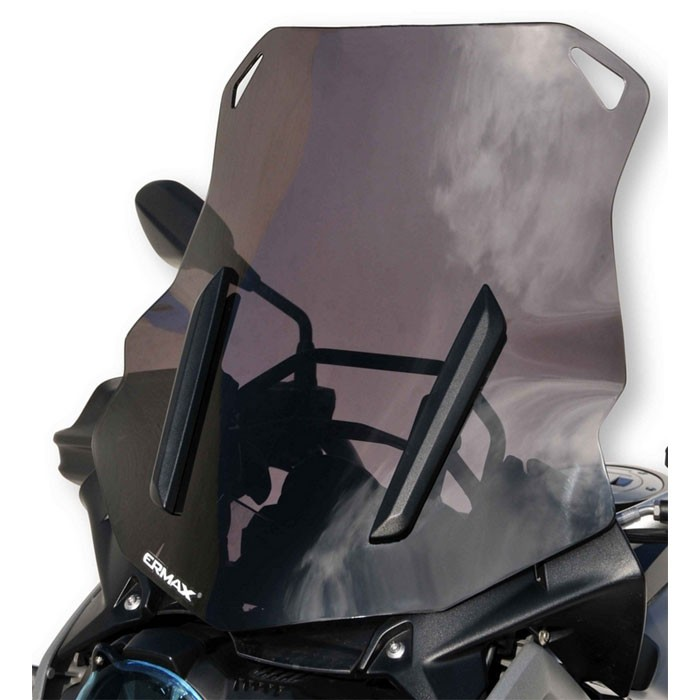bmw R1200 GS & ADVENTURE 2013 2018 high protection +8 windscreen - 46cm