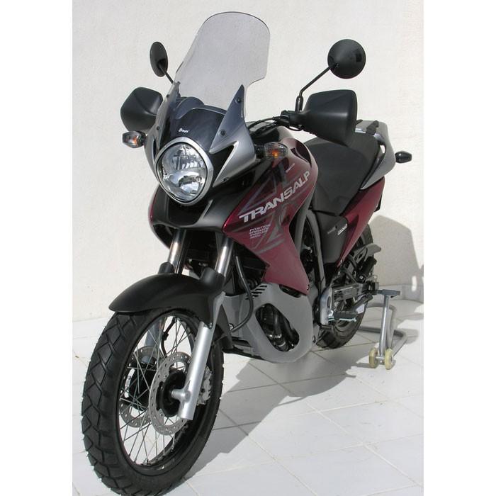 honda XLV 700 TRANSALP 2008 to 2012 HP +18cm windscreen - 48cm
