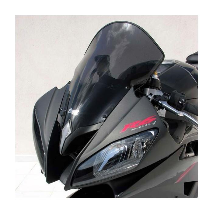 yamaha YZF R6 2008 to 2016 HP +5 windscreen 40cm