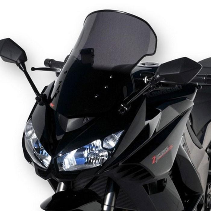 kawasaki Z1000 SX 2011 to 2016 high protection +5 windscreen - height 50cm