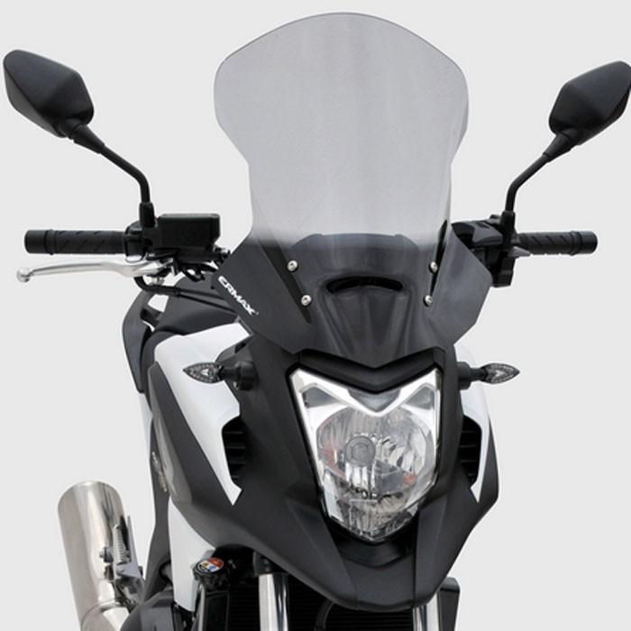 honda NC 750 X 2014 2015 HP +15cm touring windscreen