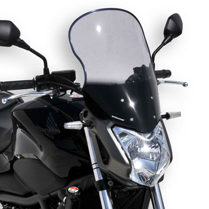 honda NC 750 S 2014 2015 HP +20cm windscreen