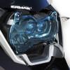 bmw R1200 GS & ADVENTURE 2013 à 2018 bulle de phare protection