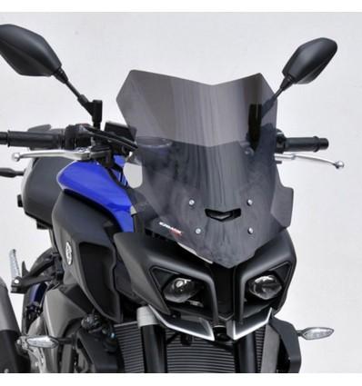 Ermax Yamaha MT10 2016 2017 saute vent bulle SPORT TOURING - 39cm