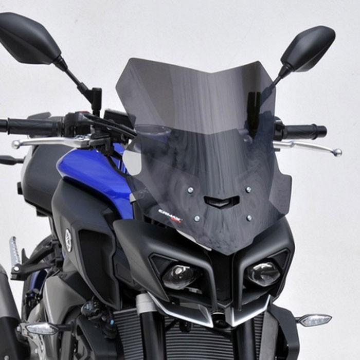 Ermax Yamaha MT10 2016 2021 saute vent bulle SPORT TOURING - 39cm
