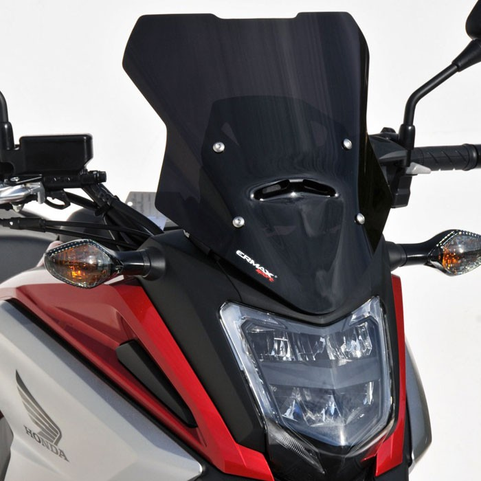 honda NC 750 X 2016 2020 SPORT windscreen 37cm