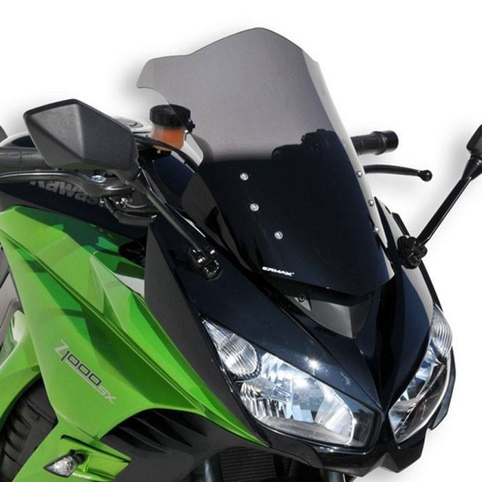kawasaki Z1000 SX 2011 to 2016 sport windscreen 45cm