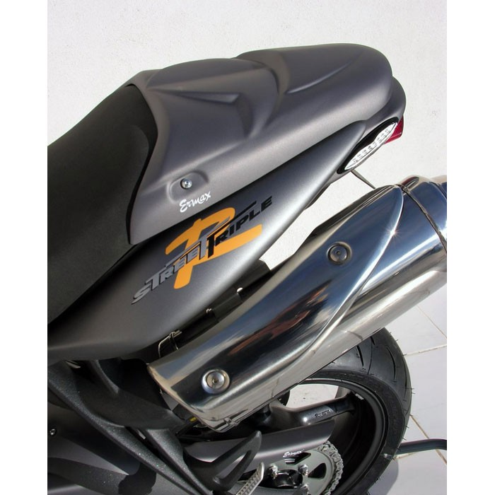 triumph 675 R STREET TRIPLE 2009 to 2011 rear seat cowl painted