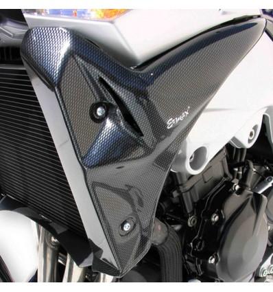 Copes de radiateur peint ermax suzuki gsr 600 2006 2011 - Grille de radiateur gsr 600 ...